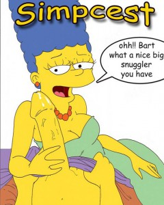 marge and bart morning sex